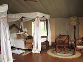 Luxury In A Tented Safari Camp