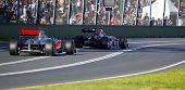 Melbourne F1 Sebastian Vettel Lewis Hamilton