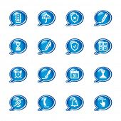 bubble software icons