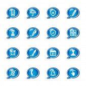 Blase Software Symbole