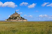 image of michel  - Mont Saint Michel Abbey Normandy  - JPG