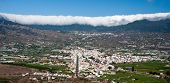 Cityscape Of Los Llanos At La Palma, Canary Islands