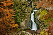 Autumn Waterfall