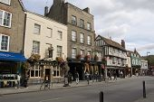 Bridge Street pubs, Cambridge