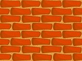 Brick Wall Seamless .eps