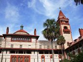 Flagler College In St. Augustine, Fl