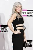 LOS ANGELES - NOV 20: Ellie Goulding at the 2011 American Music Awards held at Nokia Theatre L.A. Li