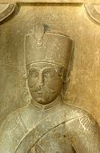 Bas-Relief Of Persian Army Officer