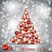 Christmas Sale Tree.