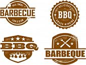 BBQ Stamps