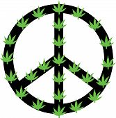 Peace Sign Hemp