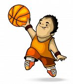 Athlete Basketball
