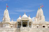 picture of baps  - Hindu temple - JPG