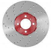 Double Disc Brake Rotor