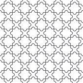 Vetor geométrico simples padrão - piso