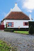Polder farm house