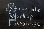 Xml, Extensible Markup Language