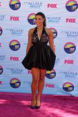 LOS ANGELES - JUL 22:  Jordin Sparks arriving at the 2012 Teen Choice Awards at Gibson Ampitheatre o