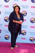 LOS ANGELES - JUL 22:  Abby Lee Miller arriving at the 2012 Teen Choice Awards at Gibson Ampitheatre on July 22, 2012 in Los Angeles, CA
