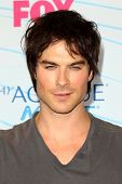 LOS ANGELES - JUL 22:  Ian Somerhalder in the Press Room of the 2012 Teen Choice Awards at Gibson Am