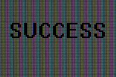 Success, Macro Pixels