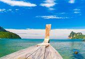 Seascape Serenity Thai Vessel