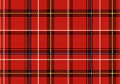 pic of tartan plaid  - Vector illustration of The Scottish plaid - JPG
