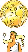 Moneda del emperador