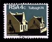 Dutch Quarters Of Tulbagh , Republic Of South Africa