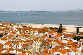 Alfama, Lisboa Antigua, río, nave