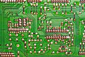 Electronic  Microcircuit.