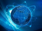 Global Transportation And Communications Background