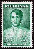 Postage Stamp Philippines 1963 Emilio Jacinto, Portrait