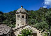 San Fruttuoso, Ligurian coast
