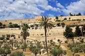 Golden gate, Jerusalem