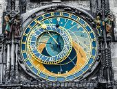 Relógio astronómico - Marco Praha