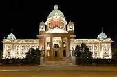Edifício do Parlamento Sérvia