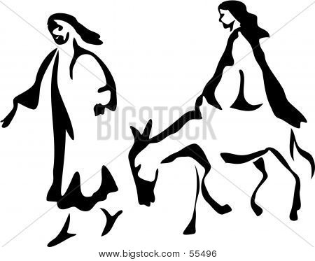Mary And Joseph poster