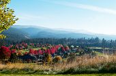 Golf Course And Community