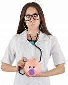 Piggy Bank Check Up