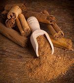 Sticks And Ground Ceylon Cinnamon