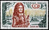 Louis Xiv Stamp