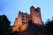 Ancient Castle Greifenstein. Germany