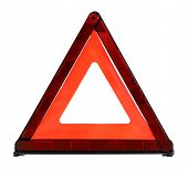 Triangular Safety Reflector