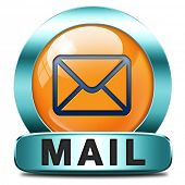 you have mail icon email mailbox button post letter