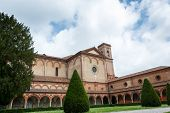pic of ferrara  - View of the Monumental Graveyard Of Ferrara City