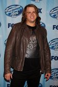 LOS ANGELES - MAY 21:  Caleb Johnson, Winner American Idol at the American Idol Season 13 Finale at