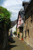 down a Medieval Lane In Beilstein