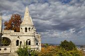 Conical Tower Of Fisherman Bastion
