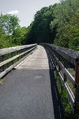 A Bridge on the New River Trail State Park